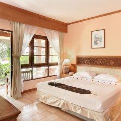 Отель Aloha Resort 3* Улучшенное бунгало с различными типами кроватей фото 4