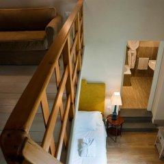 Отель Black 5 Florence 4* Стандартный номер с двуспальной кроватью фото 8