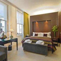 Отель The Park Grand London Paddington 4* Номер Делюкс с различными типами кроватей фото 8