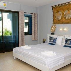 Отель Allstar Guesthouse 2* Номер Делюкс разные типы кроватей фото 3