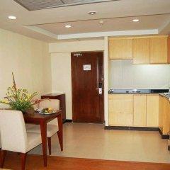 Отель D Varee Jomtien Beach 4* Представительский люкс с различными типами кроватей фото 8