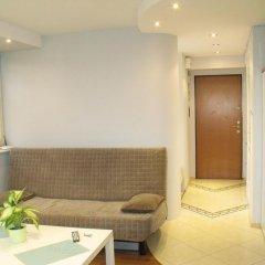 Отель NWW Apartamenty ванная фото 2