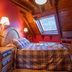 Gran Chalet Hotel & Petit Spa 3* Стандартный номер двуспальная кровать фото 4