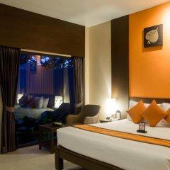 Отель Baan Chaweng Beach Resort & Spa 3* Люкс с видом на пляж с различными типами кроватей фото 7