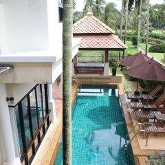 Отель Phuket Marbella Villa 4* Вилла с различными типами кроватей фото 20