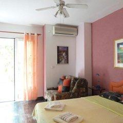 Апартаменты Sun Rose Apartments Студия с различными типами кроватей фото 11
