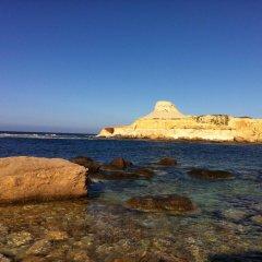 Отель Gozo Hills Bed and Breakfast пляж