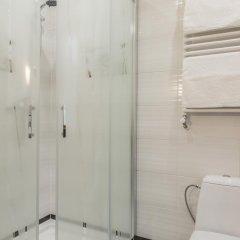 Отель udanypobyt Dom Bright House Косцелиско ванная
