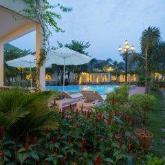Отель Blue Paradise Resort 2* Стандартный номер с различными типами кроватей фото 11