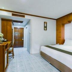 Отель Thanthip Beach Resort 3* Стандартный номер с различными типами кроватей фото 5
