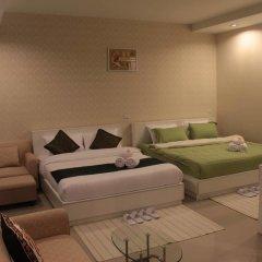 Отель Saranya River House 2* Номер Делюкс с различными типами кроватей