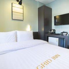 Отель Grid Inn 2* Номер категории Эконом с различными типами кроватей фото 5