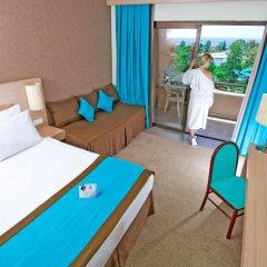 Aska Side Grand Prestige Hotel & SPA 5* Стандартный номер с различными типами кроватей фото 6