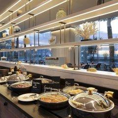 Radisson Blu Hotel, Nice 4* Стандартный номер с различными типами кроватей фото 7