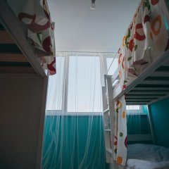 Hostel For You Кровать в общем номере с двухъярусной кроватью фото 17