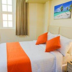 Отель Point Inn 3* Стандартный номер с различными типами кроватей фото 5