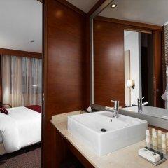 Гостиница DoubleTree by Hilton Novosibirsk 4* Стандартный номер разные типы кроватей фото 11