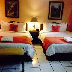 Hotel Camino Maya 3* Стандартный номер с различными типами кроватей фото 3