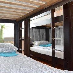 Like Hostel Tula Кровать в общем номере с двухъярусной кроватью фото 17