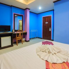 Отель The Grand Orchid Inn 2* Стандартный номер разные типы кроватей фото 7