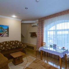 Мини-отель Ника Люкс с двуспальной кроватью фото 13