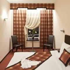 Гостиница Инсайд-Бизнес 4* Номер Бизнес с двуспальной кроватью фото 3