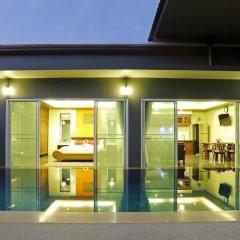 Отель Sudee Villa 4* Вилла разные типы кроватей фото 17