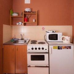 Гостиница Эдем на Красноярском рабочем Апартаменты Эконом с различными типами кроватей фото 17