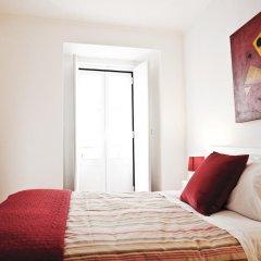 Отель Wonderful Lisboa Olarias Апартаменты с различными типами кроватей фото 18