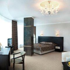 Гостиница Черное Море Отрада 4* Полулюкс с различными типами кроватей фото 8