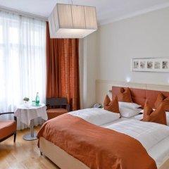 Hotel Pension Baronesse 4* Улучшенный номер с различными типами кроватей фото 9