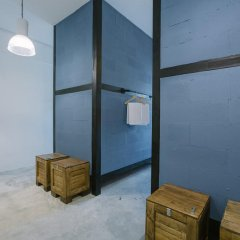 Отель Pause Kathu Кровать в общем номере фото 4