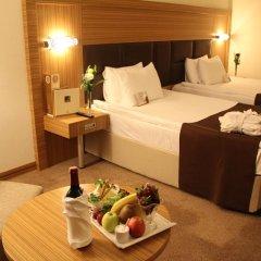Surmeli Ankara Hotel 5* Стандартный номер разные типы кроватей фото 8