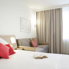 Отель Novotel Zurich Airport Messe 4* Улучшенный номер с различными типами кроватей фото 5