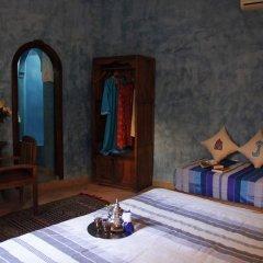 Отель Riad Azenzer 3* Номер Делюкс с различными типами кроватей фото 3
