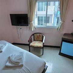 Отель Hollywood Inn Love 3* Номер категории Эконом с двуспальной кроватью фото 4