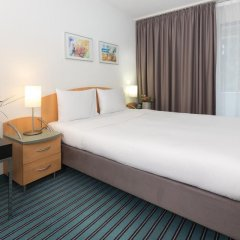 Apart-Hotel operated by Hilton 3* Стандартный номер с различными типами кроватей фото 5