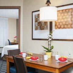 Отель TownePlace Suites by Marriott Indianapolis - Keystone Студия с различными типами кроватей фото 5