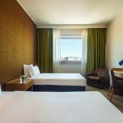 Отель HF Ipanema Porto 4* Стандартный номер разные типы кроватей фото 4