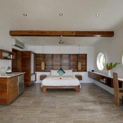 Отель The Remote Resort, Fiji Islands 4* Вилла Делюкс с различными типами кроватей фото 6