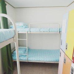 Kimchee Downtown Guesthouse - Hostel Кровать в женском общем номере с двухъярусной кроватью фото 3