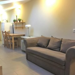 Апартаменты СТН эконом комната для гостей фото 2