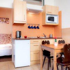 Отель Apartamenty Dobranoc - ul. Storczykowa Апартаменты с различными типами кроватей фото 5