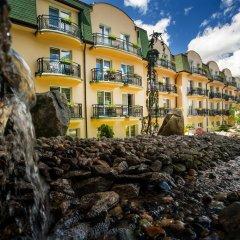 Отель Spa Hotel Diana Чехия, Франтишкови-Лазне - отзывы, цены и фото номеров - забронировать отель Spa Hotel Diana онлайн бассейн