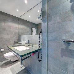 Отель Hilton Garden Inn Stuttgart Neckar Park 3* Стандартный номер с различными типами кроватей фото 2