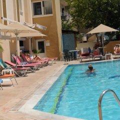 Mert Seaside Hotel Турция, Мармарис - отзывы, цены и фото номеров - забронировать отель Mert Seaside Hotel - All Inclusive онлайн бассейн фото 2