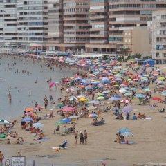 Отель Apartamento Puerto Deportivo Marina пляж