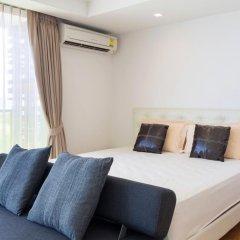 Отель Rocco Huahin Condominium Студия с различными типами кроватей фото 5