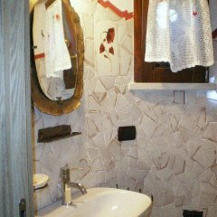 Отель Il Papavero Rosso Гальяно дель Капо ванная фото 3