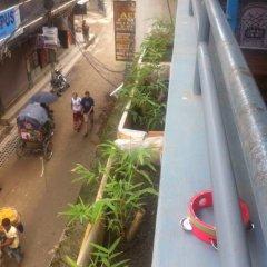 Отель Hostel One96 Непал, Катманду - отзывы, цены и фото номеров - забронировать отель Hostel One96 онлайн балкон